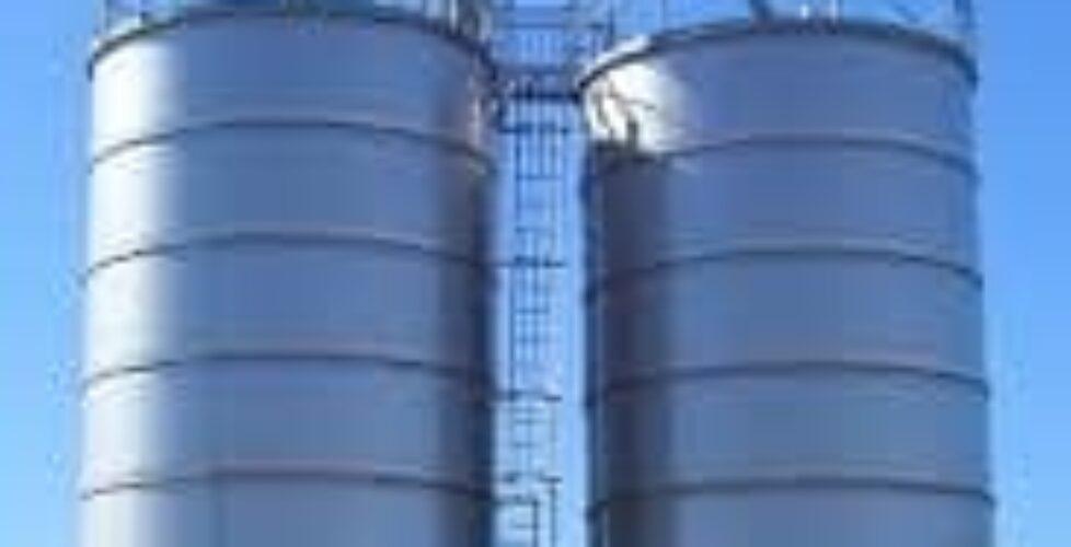 pellet silo