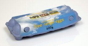 MR Eggs packaging