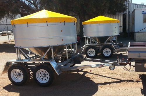trailer feeders